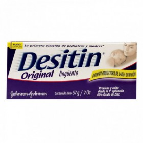 CREMA PAÑALITIS ORIGINAL  DESITIN 57 G
