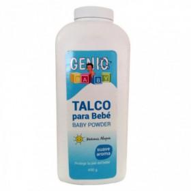 TALCO DE BEBÈ GENIO BABY 400 G