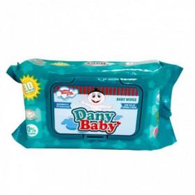 TOALLA HUMEDA BABY DANY 90pzs