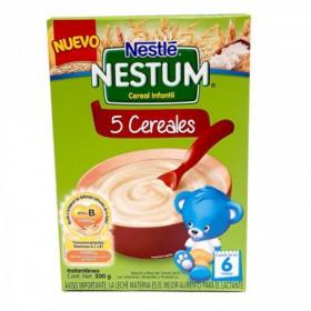 CEREAL INFANTIL 5 CEREALES NESTUM 200gr