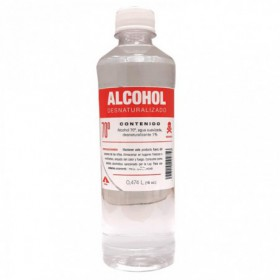 ALCOHOL 70° DESN ACISA 16oz