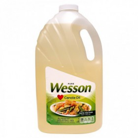 ACEITE DE CANOLA WESSON 1gl