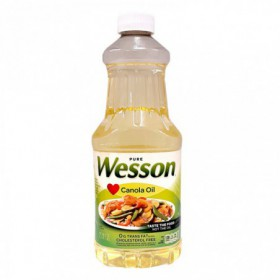 ACEITE CANOLA WESSON 48oz