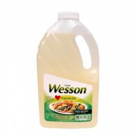 ACEITE CANOLA WESSON 64OZ
