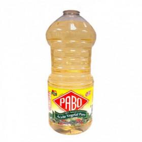 ACEITE VEGETAL PABO 3 L