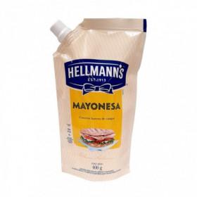 MAYONESA NATURAL HELLMANNS 400GR