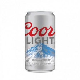 CERVEZA LIGHT COORS LATA 10OZ