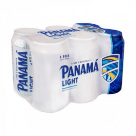 CERVEZA LIGHT PANAMA LATA 355ml