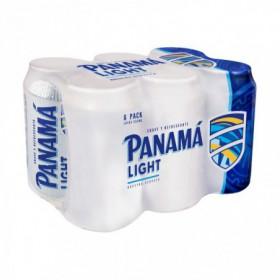 CERVEZA PANAMA LIGHT LATA 355ml