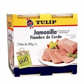 JAMONILLA DUO CERDO TULIP 340G