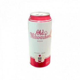 CERVEZA OLD MILWAUKEE LATA 16oz