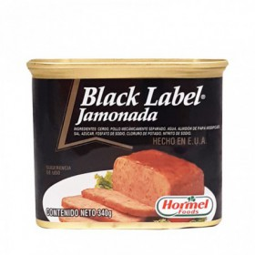 JAMONILLA CERDO BLACK LABEL 12oz