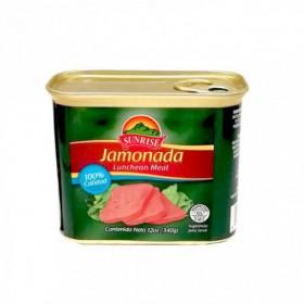 JAMONADA DE CERDO SUNRISE 340gr