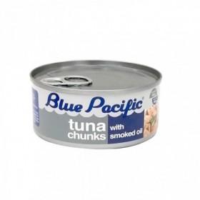ATUN AHUMADO PAC BLUE 140G