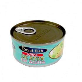 ATUN AGUA ROYAL FISH 170GR