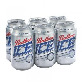 CERVEZA BALBOA ICE LATA 355ml