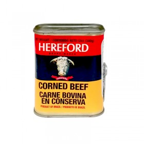 CARNE DE TERNERA HEREFORD 12OZ