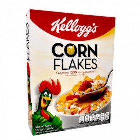 CEREAL CORN FLAKES KELLOGGS 370gr