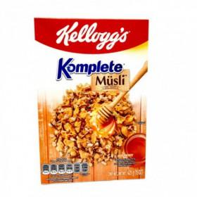 MULTICEREAL MIEL KOMPLETE KELLOGGS 425gr