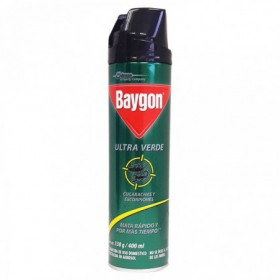 INSECTICIDA ULVER BAYGON 400ML