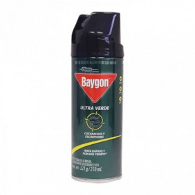 INSECTICIDA ULTRA VERDE BAYGON 250ml