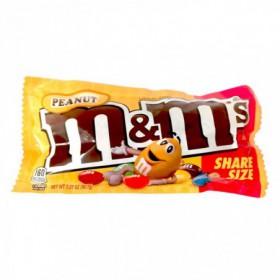 CHOCOLATE PEANUT KING SIZE M&M