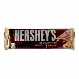 CHOCOLATE MILK ALMENDRAS HERSHEYS 1.55oz