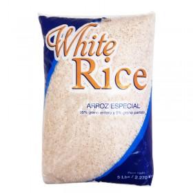 ARROZ ESPECIAL WHITE RICE 5lb