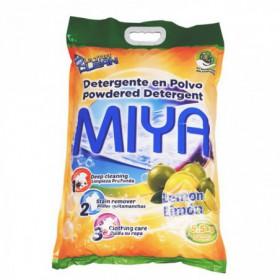 DETERGENTE EN POLVO LIMON MIYA 5.5kg