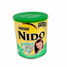 LECHE POLVO NIDO 3+ 800G