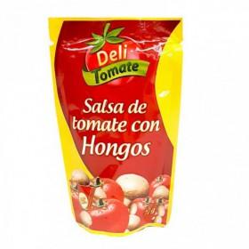 SALSA  TOMATE HONGOS DELITOM 70G