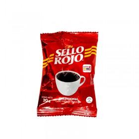 CAFE MOLIDO SELLO ROJO und/20gr